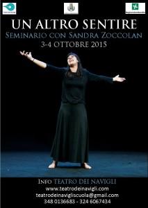 Seminario con Sandra Zoccolan