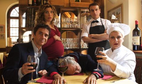 """Nini Salerno in """"La cena perfetta"""" –  23 gennaio 2018"""