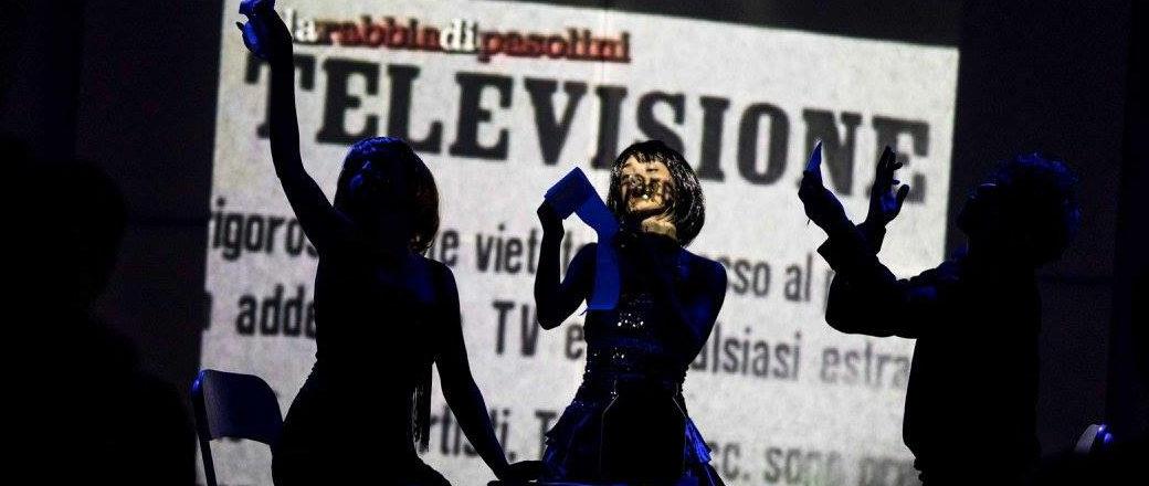 #CambioData!!! CATODICO! Oltre lo schermo – il 4 Maggio a Rosate