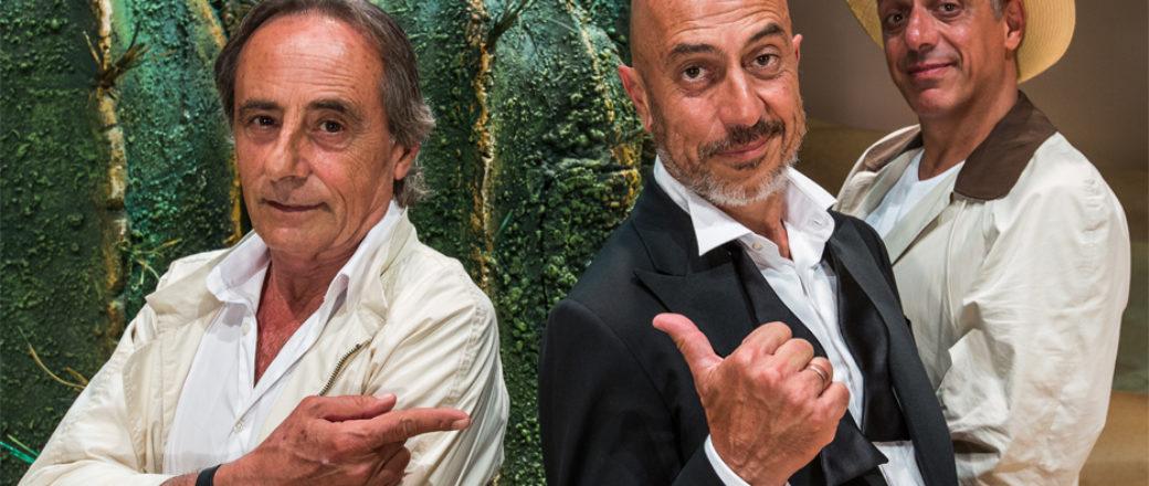 """Sabbie Mobili"" – Teatro Lirico, 6 Febbraio"