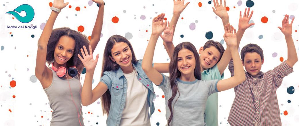 I nostri corsi per adolescenti e ragazzi 2018-19!