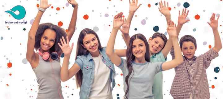 I nostri corsi per adolescenti e ragazzi