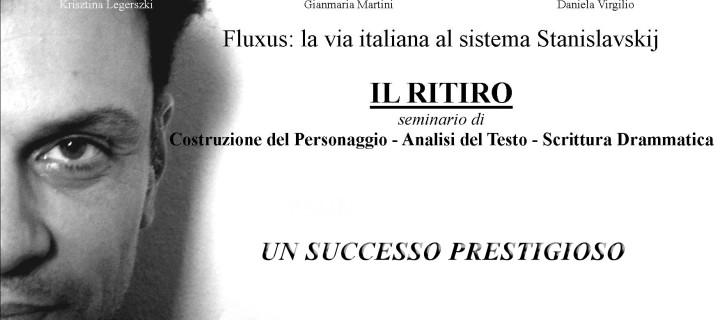 IL RITIRO – il successo di FLUXUS