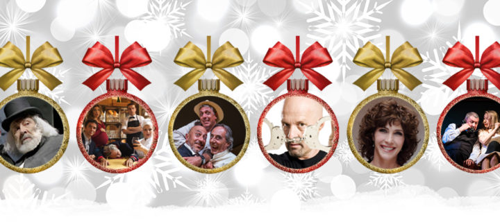 a Natale regala cultura, regala emozioni, regala Teatro!