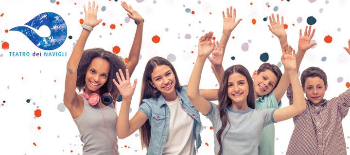 Corso per adolescenti 11-14 anni