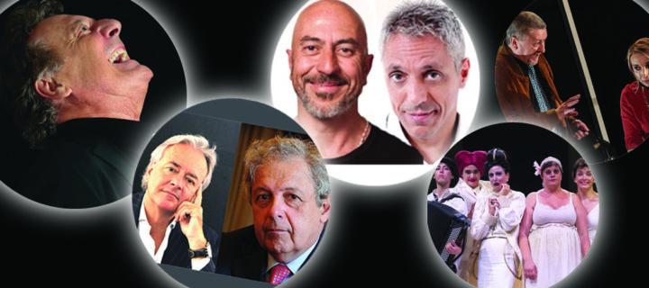 Stagione prosa Teatro Tresartes di Vittuone 2019
