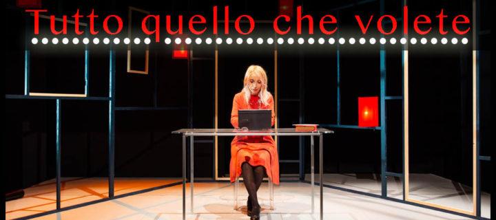 La commedia che ha conquistato Parigi per la prima volta in Italia!