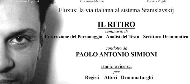 con Paolo Antonio Simioni