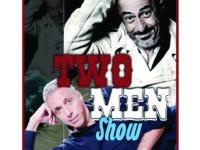 Max Pisu e Roberto Ciufoli al Tresartes di Vittuone il 12 aprile!