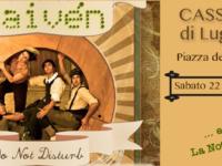 DO NOT DISTURB & La Notte del Teatro!