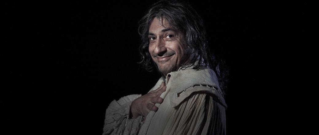 Emilio Solfrizzi al Lirico di Magenta con Il Malato Immaginario!